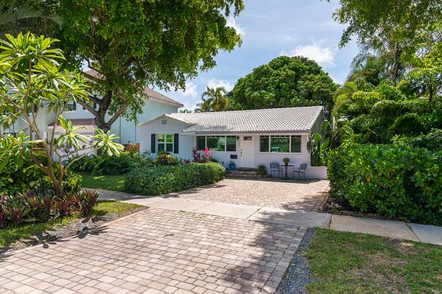 521 NE 12th Avenue, Fort Lauderdale, FL 33301 (MLS #RX-10634160) :: Berkshire Hathaway HomeServices EWM Realty