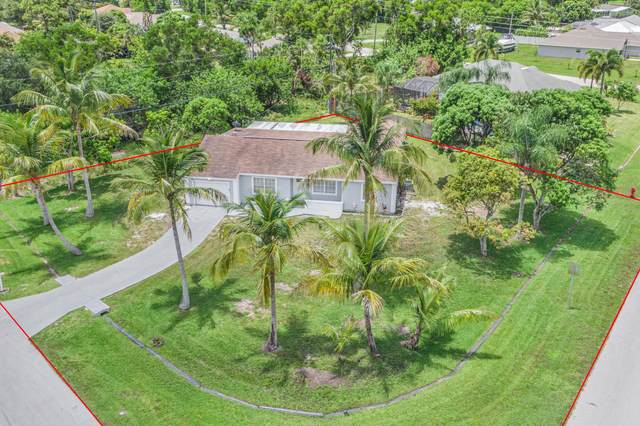 2402 SE Richmond Street, Port Saint Lucie, FL 34952 (#RX-10634185) :: Ryan Jennings Group