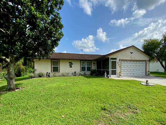 732 SW Dolores Avenue, Port Saint Lucie, FL 34983 (#RX-10634214) :: Ryan Jennings Group