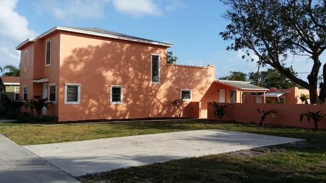 722 Hansen Street, West Palm Beach, FL 33405 (#RX-10634231) :: The Rizzuto Woodman Team