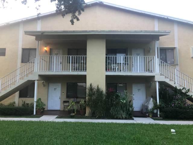 6051 10th Avenue N #135, Greenacres, FL 33463 (#RX-10634284) :: Ryan Jennings Group