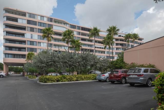 3589 S Ocean Boulevard #512, South Palm Beach, FL 33480 (#RX-10634288) :: Ryan Jennings Group