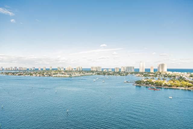 2640 Lake Shore Drive #1915, Riviera Beach, FL 33404 (MLS #RX-10634319) :: Berkshire Hathaway HomeServices EWM Realty
