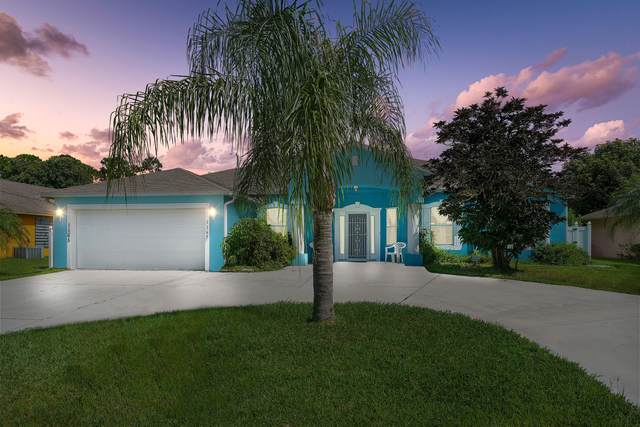 1165 SW Hamrock Avenue, Port Saint Lucie, FL 34953 (#RX-10634321) :: Ryan Jennings Group