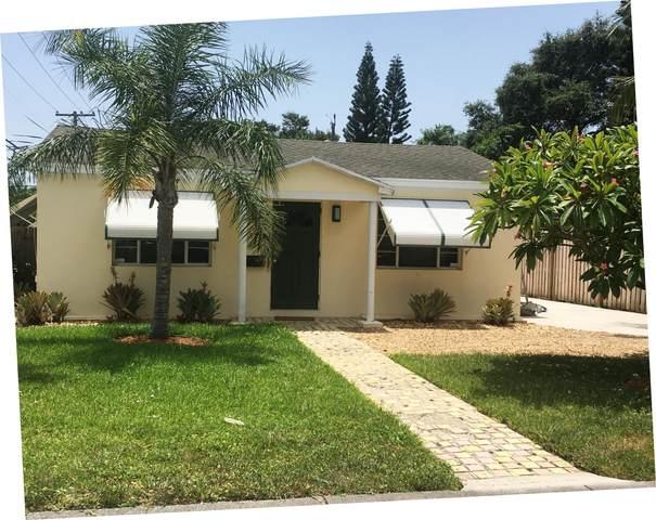 532 N B Street, Lake Worth Beach, FL 33460 (#RX-10634345) :: Ryan Jennings Group