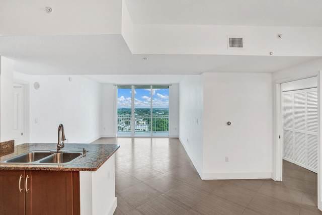 450 N Federal Highway #1214, Boynton Beach, FL 33435 (MLS #RX-10634365) :: Berkshire Hathaway HomeServices EWM Realty