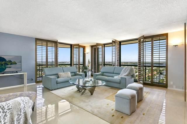 4100 N Ocean Drive #2004, Singer Island, FL 33404 (MLS #RX-10634370) :: Berkshire Hathaway HomeServices EWM Realty