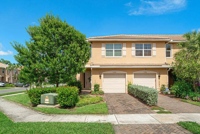 5898 Monterra Club Drive #155, Lake Worth, FL 33463 (MLS #RX-10634382) :: Berkshire Hathaway HomeServices EWM Realty