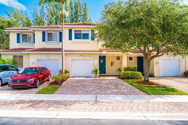 3054 N Evergreen Circle, Boynton Beach, FL 33426 (#RX-10634385) :: Ryan Jennings Group