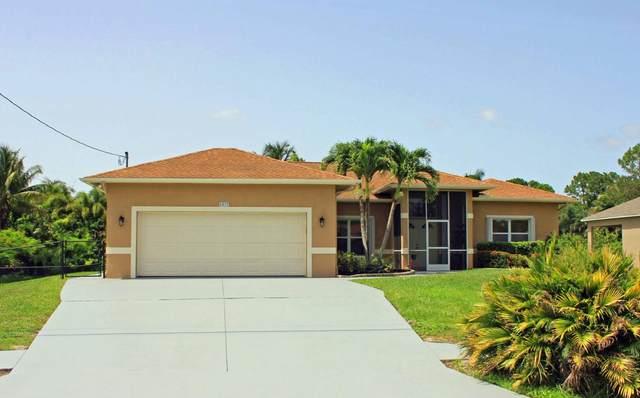 1037 SE Bywood Avenue, Port Saint Lucie, FL 34983 (#RX-10634406) :: Ryan Jennings Group