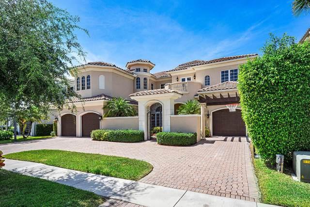 17641 Middlebrook Way, Boca Raton, FL 33496 (MLS #RX-10634562) :: Berkshire Hathaway HomeServices EWM Realty