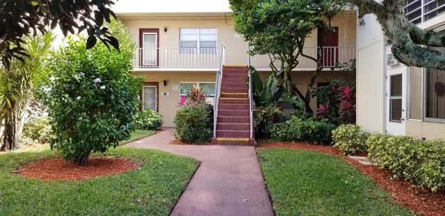 415 Monaco I #415, Delray Beach, FL 33446 (MLS #RX-10634564) :: Berkshire Hathaway HomeServices EWM Realty