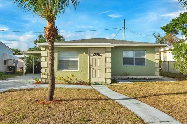 1206 Crestwood Boulevard, Lake Worth Beach, FL 33460 (#RX-10634574) :: Ryan Jennings Group
