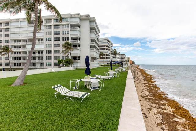3570 S Ocean Boulevard #801, South Palm Beach, FL 33480 (#RX-10634613) :: Baron Real Estate