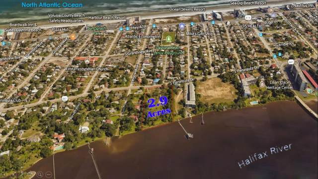 810 S Peninsula Drive, Daytona Beach, FL 32118 (MLS #RX-10634652) :: Berkshire Hathaway HomeServices EWM Realty