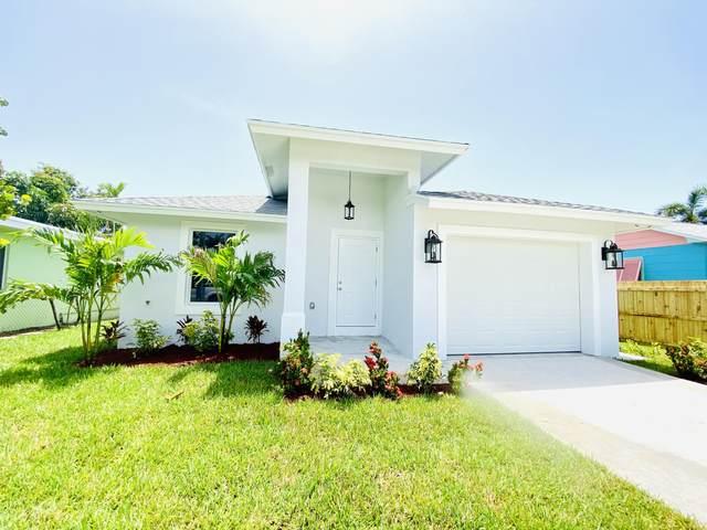 1618 N Palmway, Lake Worth Beach, FL 33460 (#RX-10634679) :: Ryan Jennings Group