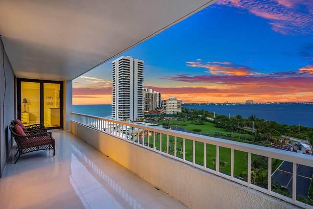 5540 N Ocean Drive 7D, Singer Island, FL 33404 (#RX-10634715) :: Posh Properties