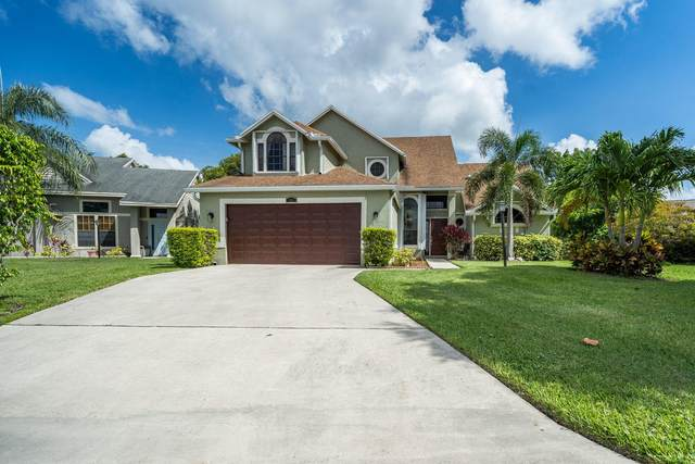 1581 Bayridge Place, Wellington, FL 33414 (#RX-10634735) :: Real Estate Authority