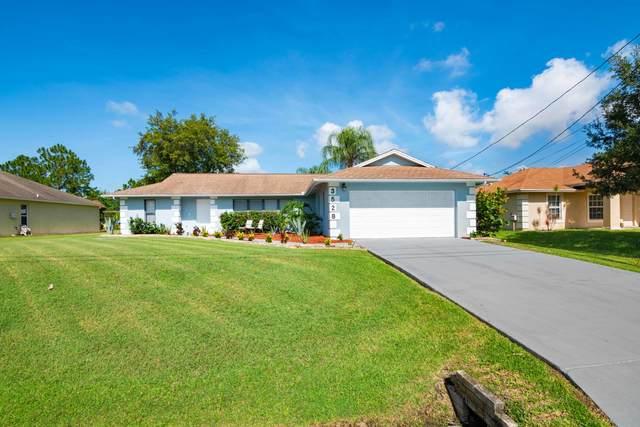 3528 SW Zullo Street, Port Saint Lucie, FL 34987 (#RX-10634751) :: Ryan Jennings Group