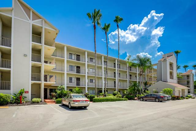 6655 Kensington Lane #204, Delray Beach, FL 33446 (MLS #RX-10634767) :: Berkshire Hathaway HomeServices EWM Realty