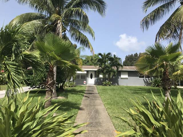 6620 Hillside Lane, Lake Worth, FL 33462 (MLS #RX-10634817) :: Berkshire Hathaway HomeServices EWM Realty