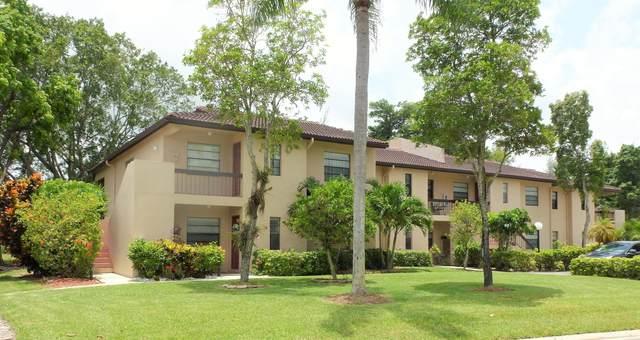 9272 Vista Del Lago B, Boca Raton, FL 33428 (#RX-10634870) :: Ryan Jennings Group