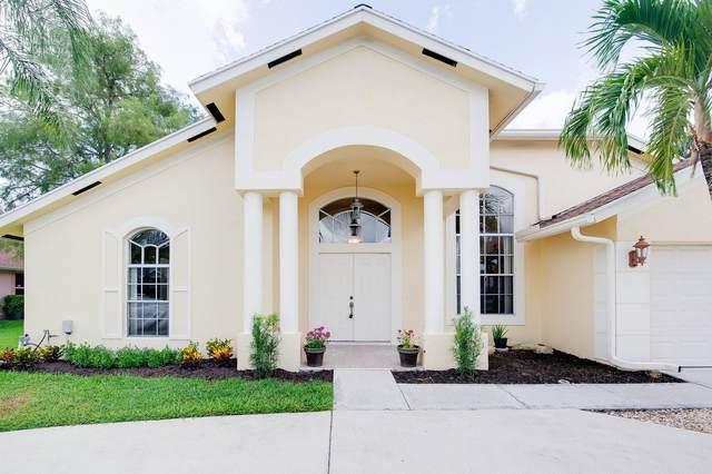 13621 Carlton Street, Wellington, FL 33414 (MLS #RX-10634931) :: Berkshire Hathaway HomeServices EWM Realty