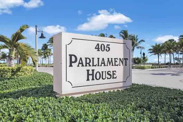 405 N Ocean Boulevard #1505, Pompano Beach, FL 33062 (#RX-10634932) :: Posh Properties