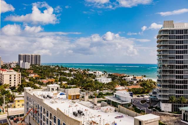 2200 NE 33rd Avenue 14E, Fort Lauderdale, FL 33305 (MLS #RX-10634978) :: Berkshire Hathaway HomeServices EWM Realty