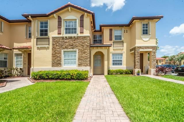 3350 NE 13th Cir Drive 111-21, Homestead, FL 33033 (#RX-10635009) :: Ryan Jennings Group