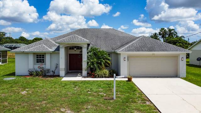 267 SW Glenwood Drive SW, Port Saint Lucie, FL 34984 (#RX-10635023) :: Ryan Jennings Group