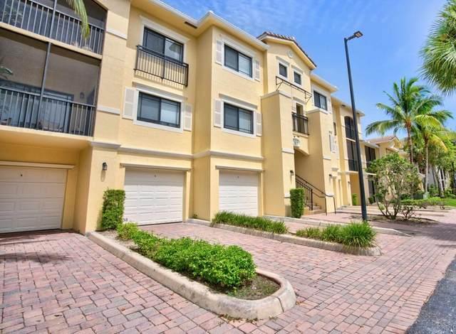 2805 Veronia Drive #204, Palm Beach Gardens, FL 33410 (MLS #RX-10635051) :: Berkshire Hathaway HomeServices EWM Realty