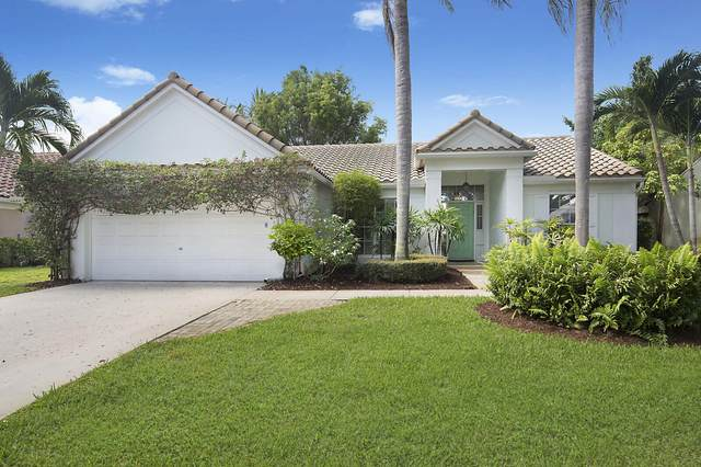 3730 Satin Leaf Court, Delray Beach, FL 33445 (#RX-10635067) :: Ryan Jennings Group