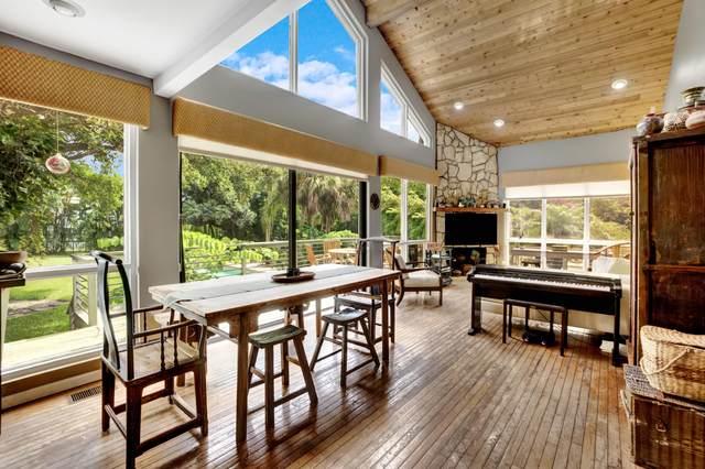 6644 N Ocean Boulevard, Ocean Ridge, FL 33435 (#RX-10635088) :: Posh Properties