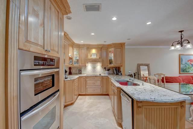2379 Treasure Isle Drive #25, Palm Beach Gardens, FL 33410 (MLS #RX-10635251) :: Castelli Real Estate Services