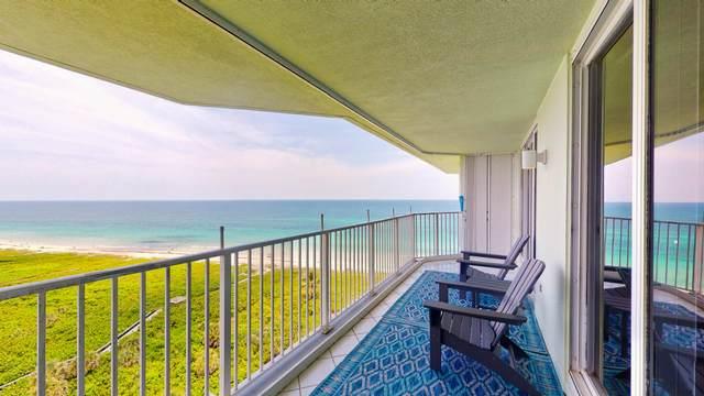 2700 N Highway A1a #1403, Hutchinson Island, FL 34949 (MLS #RX-10635266) :: Berkshire Hathaway HomeServices EWM Realty