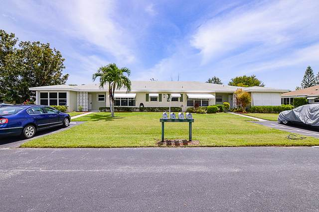928 Savannas Point Drive B, Fort Pierce, FL 34982 (MLS #RX-10635269) :: The Jack Coden Group