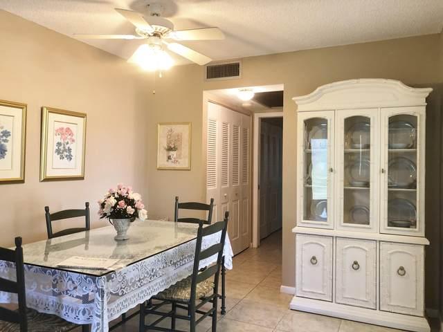 277 Sheffield L, West Palm Beach, FL 33417 (MLS #RX-10635293) :: Berkshire Hathaway HomeServices EWM Realty