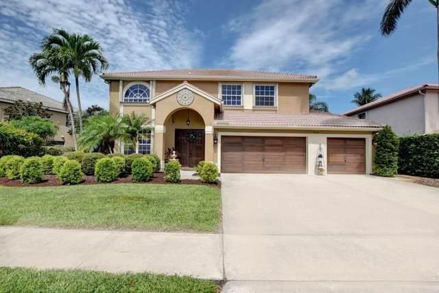9161 Picot Court, Boynton Beach, FL 33472 (#RX-10635295) :: Ryan Jennings Group