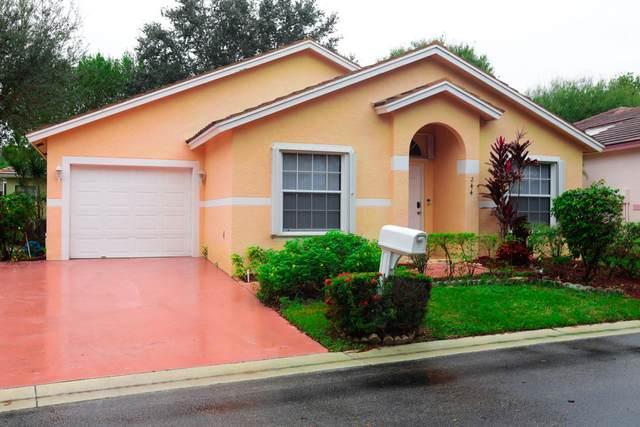 244 Caribe Court, Greenacres, FL 33413 (MLS #RX-10635339) :: Berkshire Hathaway HomeServices EWM Realty