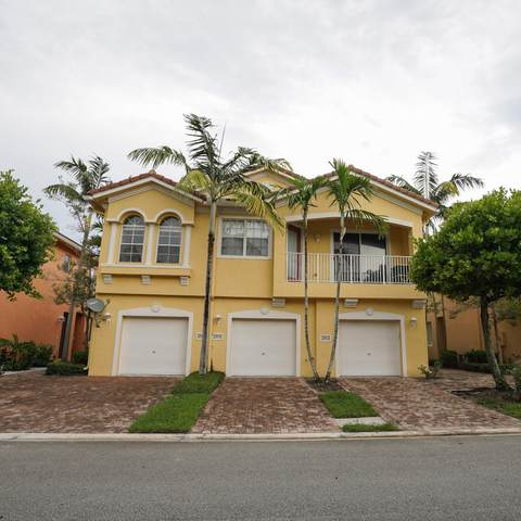 2912 Carvelle Drive, Riviera Beach, FL 33404 (#RX-10635372) :: Ryan Jennings Group