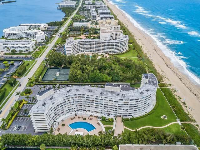 2780 S Ocean Boulevard #706, Palm Beach, FL 33480 (#RX-10635376) :: The Rizzuto Woodman Team