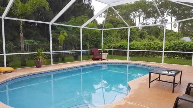 479 SE Fallon Drive, Port Saint Lucie, FL 34983 (MLS #RX-10635385) :: The Jack Coden Group