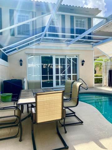 438 Capistrano Drive, Palm Beach Gardens, FL 33410 (MLS #RX-10635412) :: Castelli Real Estate Services