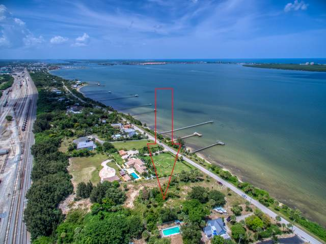 2309 S Indian River Drive Drive, Fort Pierce, FL 34950 (#RX-10635415) :: Ryan Jennings Group