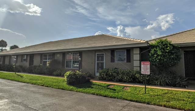 1471 SW 26th Avenue 7D, Boynton Beach, FL 33426 (MLS #RX-10635442) :: Berkshire Hathaway HomeServices EWM Realty