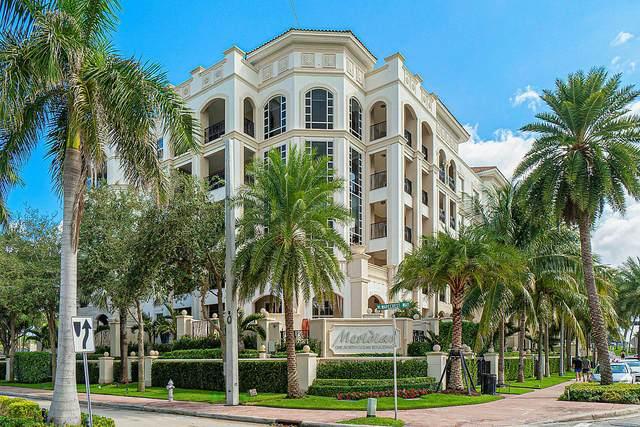 1 N Ocean Boulevard #105, Boca Raton, FL 33432 (#RX-10635505) :: Posh Properties