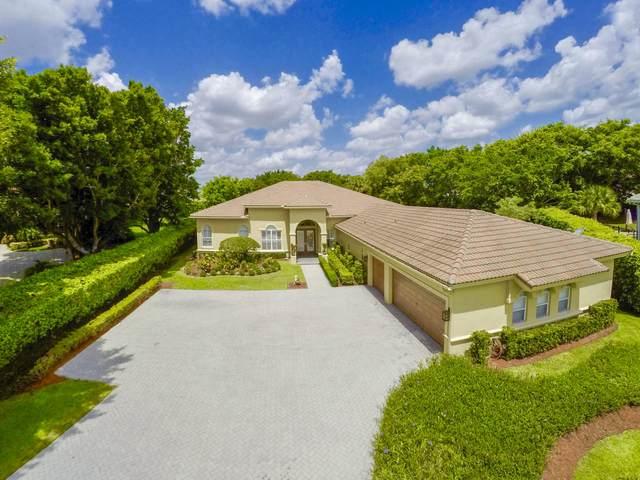 7801 Fairway Lane, West Palm Beach, FL 33412 (MLS #RX-10635507) :: Laurie Finkelstein Reader Team