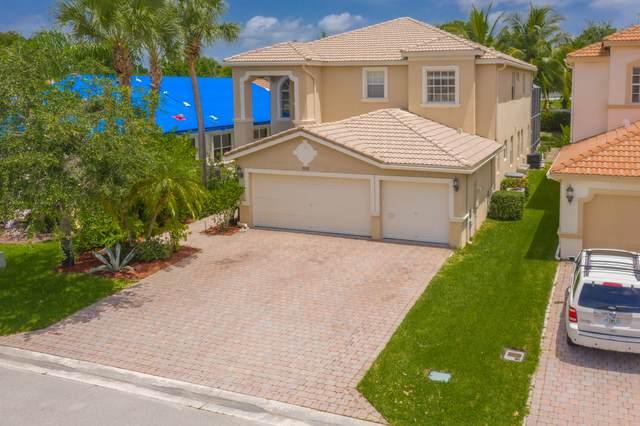 7055 Via Leonardo, Lake Worth, FL 33467 (MLS #RX-10635511) :: Castelli Real Estate Services