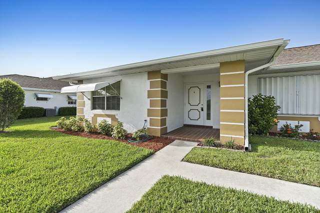 1227 S Lakes End Drive A, Fort Pierce, FL 34982 (MLS #RX-10635514) :: The Jack Coden Group